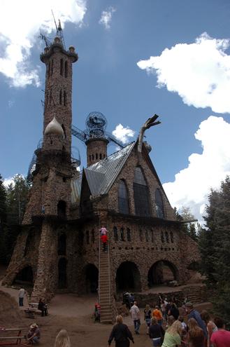 Замок Бішопа, Колорадо, США