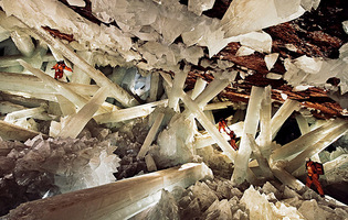 Печера кристалів (Мехіко)