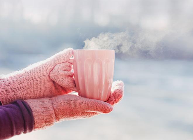 ТОП-5 рецептов зимнего чая