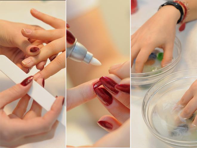 Подготовка ногтей (2)