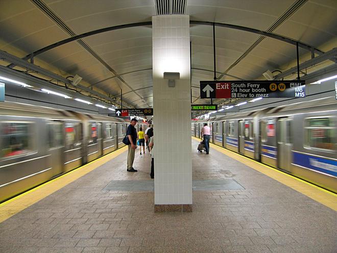 Самые запутанные метро мира: Нью-Йорк, США