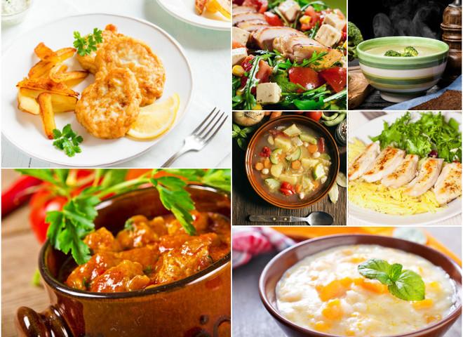 7 ужинов: записывай меню на неделю