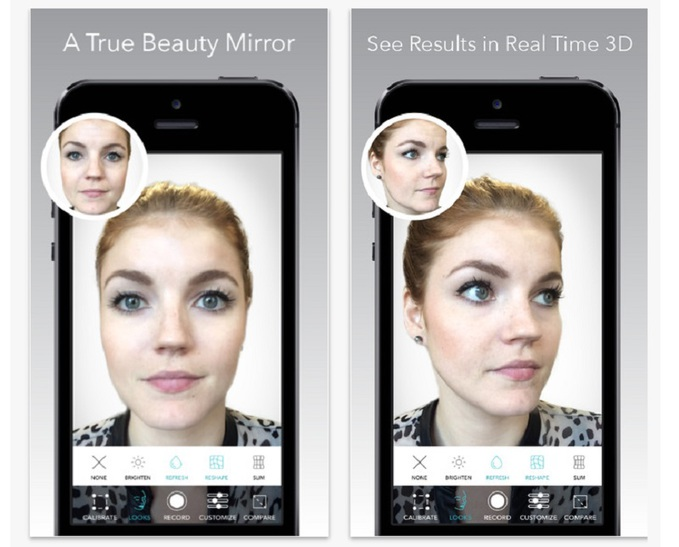 Приложения-зеркала