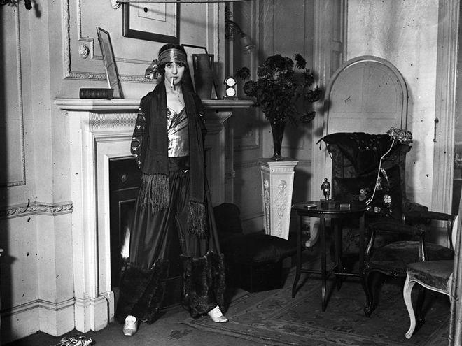 мода 1910-х