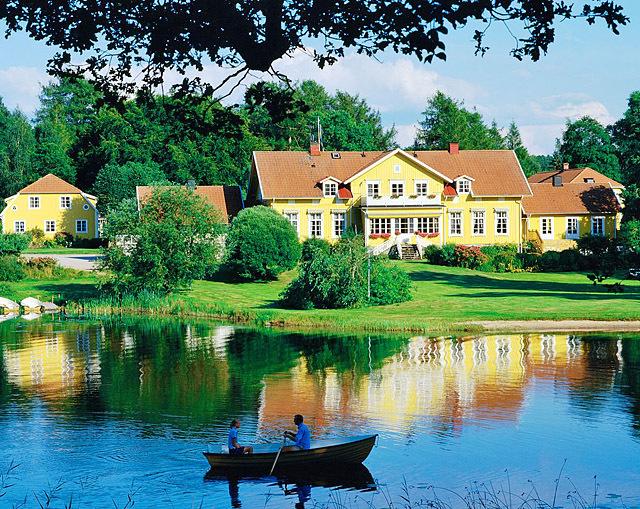 ТОП гостиниц с привидениями: Toftaholm Herrgrd, Швеция