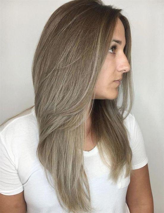 Модний колір волосся осінь 2018