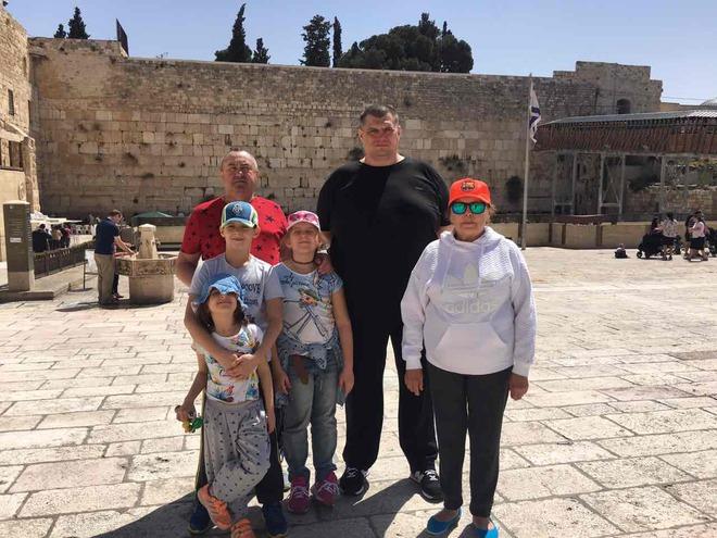 Квартал 95 в Ізраілі