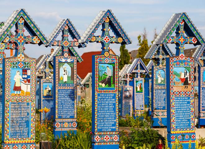 ТОП-7 найкрасивіших і оригінальних кладовищ світу