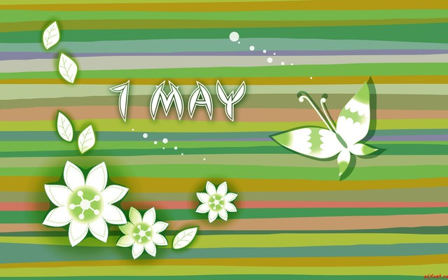 С 1 мая