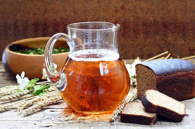 Как сделать квас: освежающие рецепты в жару