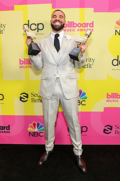 Drake на Billboard Music Awards 2021