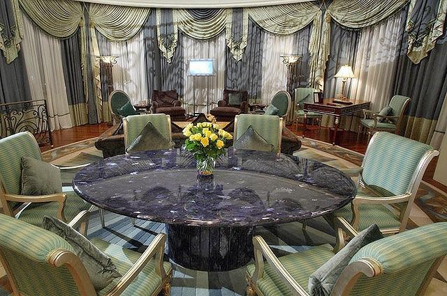 Самые дорогие номера в украинских отелях: Donbass Palace, Донецк