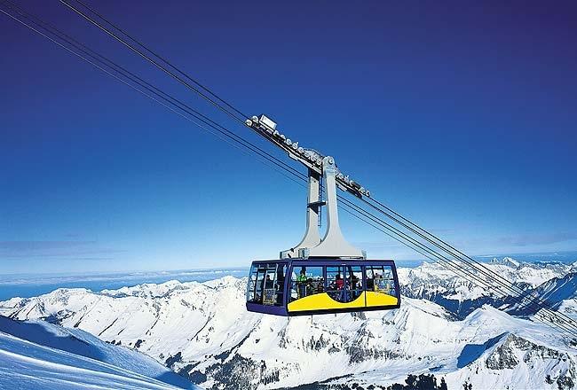 Зимний отдых в Австрии: горнолыжный курорт Санкт-Антон