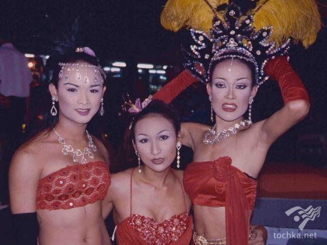 Секс-туризм в Таїланді