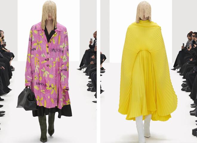 Balenciaga Clones Spring 22 Collection