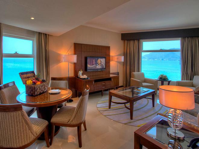Oceanic Khorfakkan Resort & Spa 4*