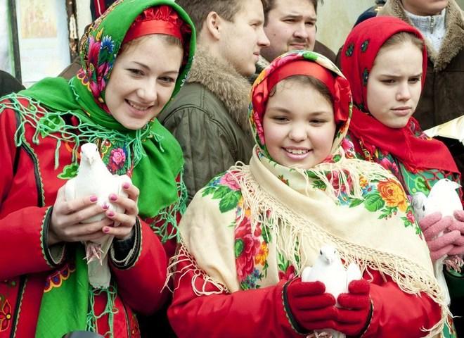 Пасха богата теплыми традициями