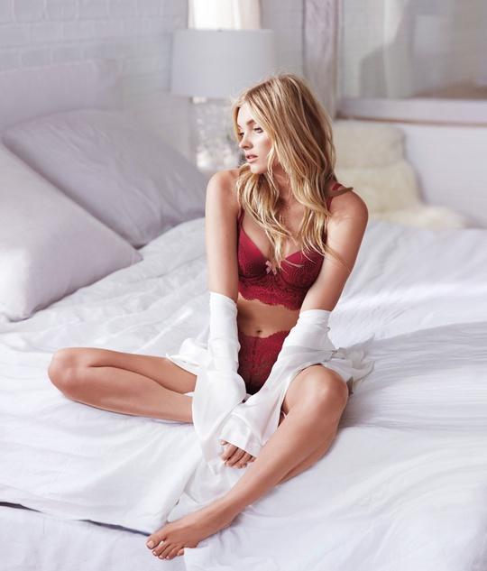 Коллекция нижнего белья Victoria's Secret Easy