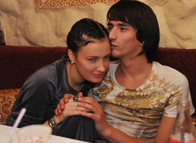 Анастасия Приходько и Нурик Кухилава