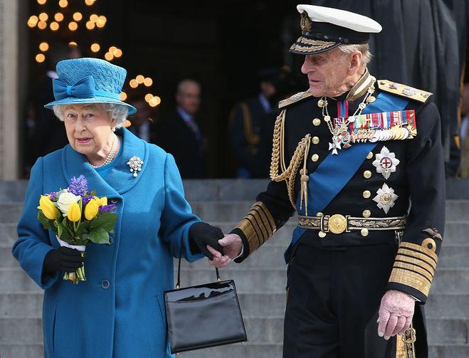 Єлизавета ІІ та принц Філіп