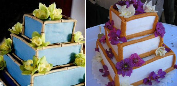 Свадебрный торт. Ожидание и реальность