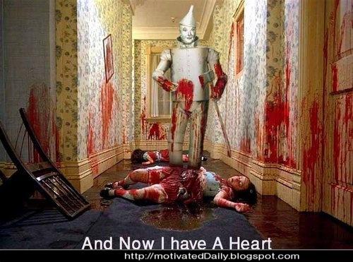 Вот теперь у меня есть сердце!!