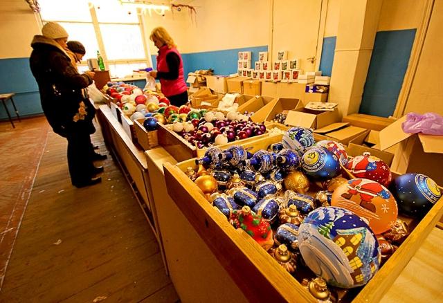 Куди поїхати на день Святого Миколая: Фабрика ялинкових іграшок