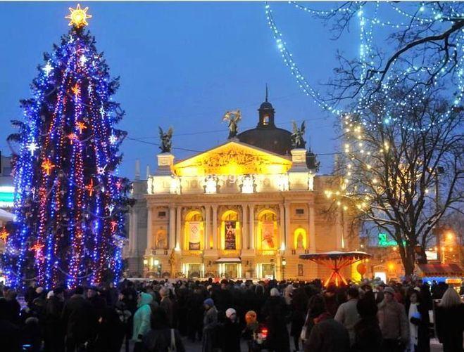 Новый год 2016 во Львове: ТОП-10 вариантов встречи праздника
