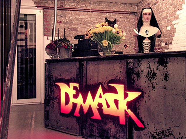 Секс-шопы мира: DeMask Dortmund