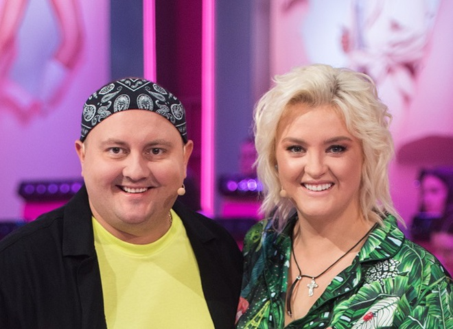 Юрій Ткач з дружиною