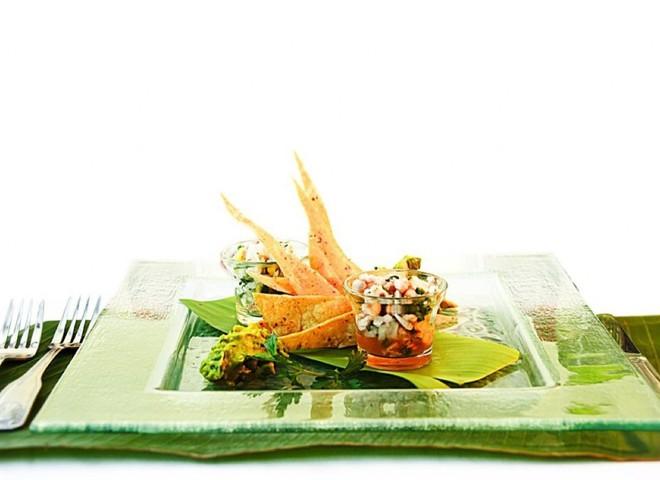 На Шри-Ланке искусство «заедают» высокой кухней