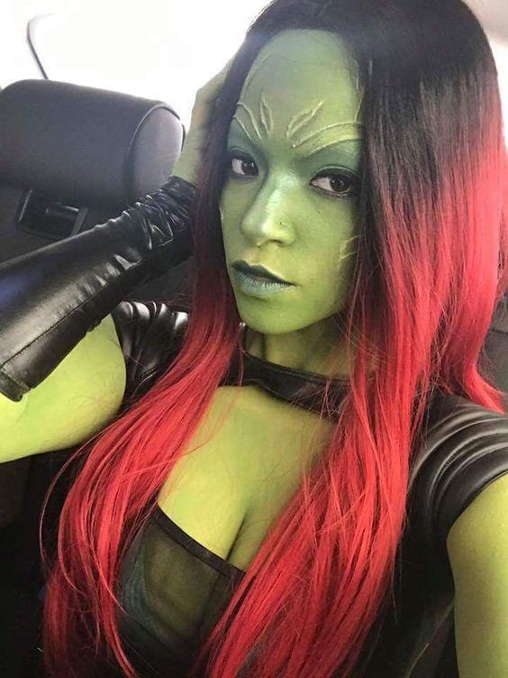 Хэллоуин 2017 по мотивам Marvel