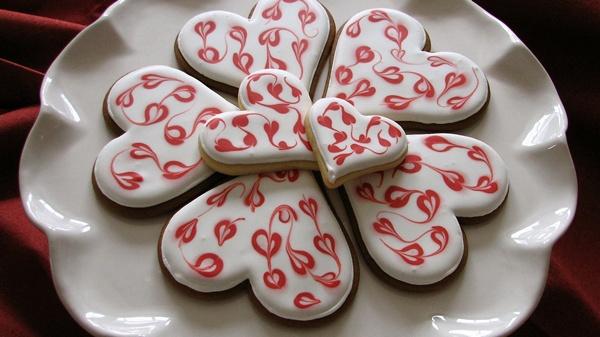 Вкусняшки ко Дню Св. Валентина