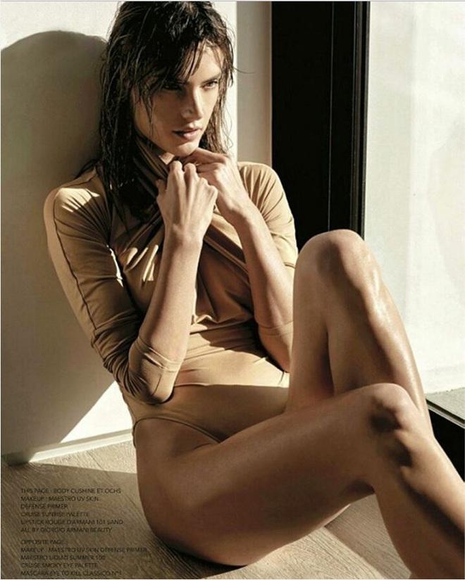 Алессандра Амбросио для Narcisse Magazine