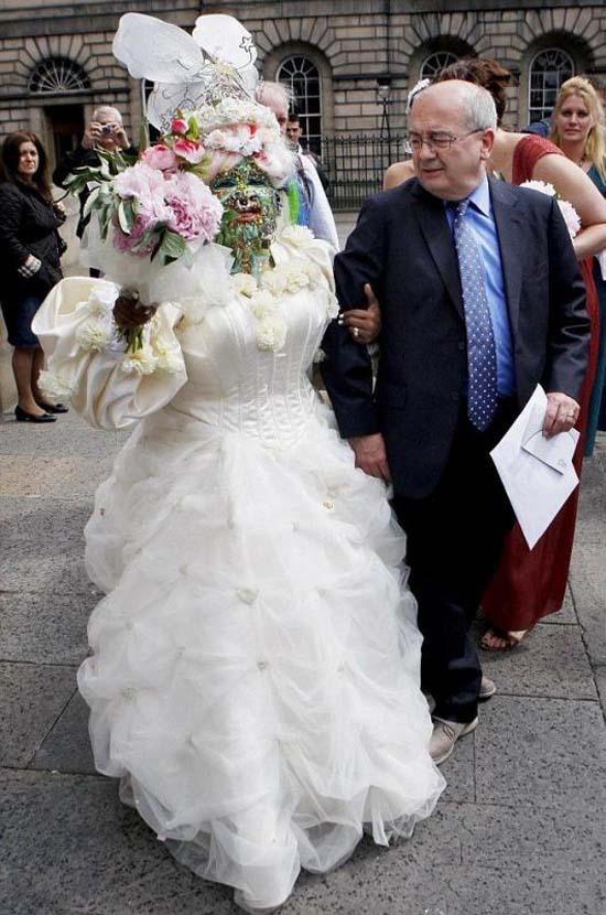 Невеста-красавица!