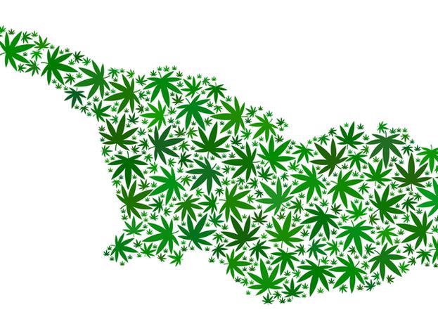 Грузия марихуана