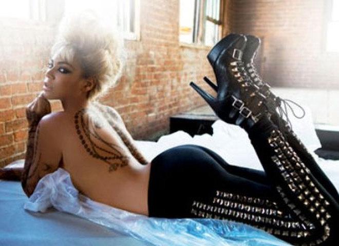 Бейонси запустила линию татуировок