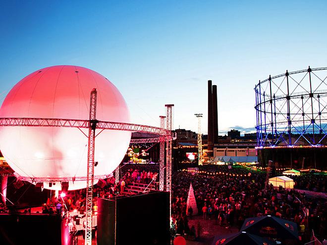 Музыкальные фестивали: Flow Festival