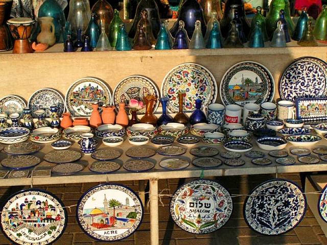 Какие сувениры привезти из Израиля