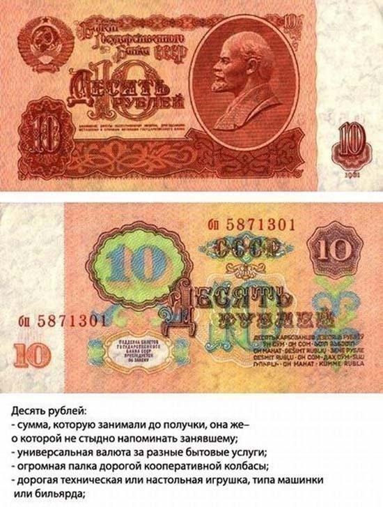 Цены и жизнь в СССР. Вспомним прошлое