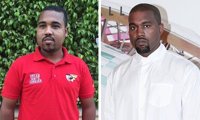 Двойники известных людей