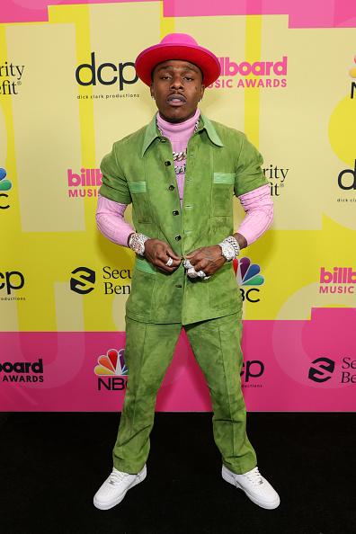 DaBaby на Billboard Music Awards 2021