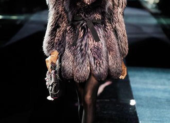 Dolce & Gabbana створює модні шубки
