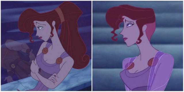 Принцессы с короткими стрижками