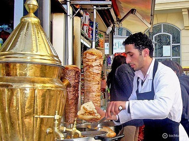 Іскендер кебаб