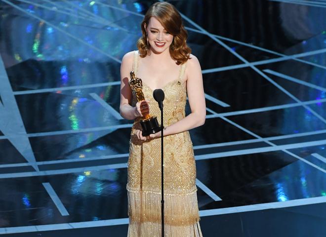 Оскар 2017: Емма Стоун