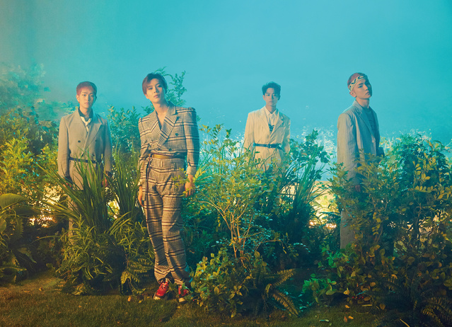 SHINee. The Story Of Light