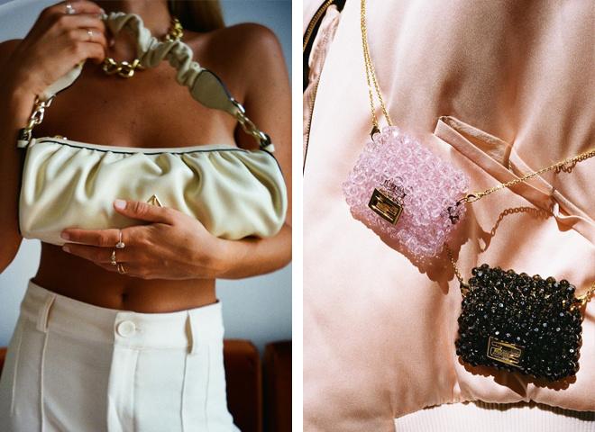 Модные сумки весна-лето: основные тенденции