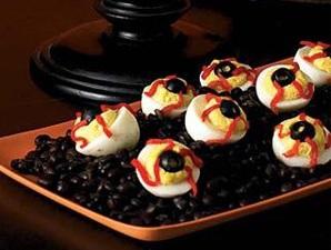 Что приготовить на Хэллоуин: рецепты
