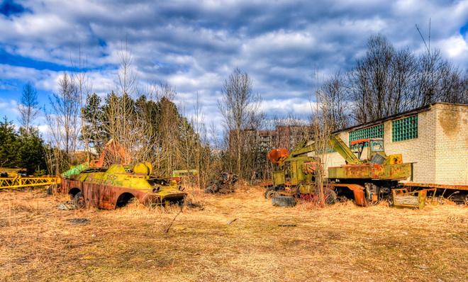 10 міст Землі, куди не варто їхати. Чорнобиль, Україна